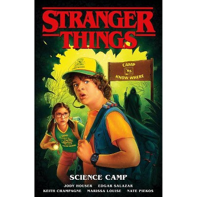 Stranger Things: Science Camp (Graphic Novel) - by  Jody Houser (Paperback)