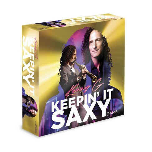 Kenny G. Keepin' It Saxy Game - image 1 of 4