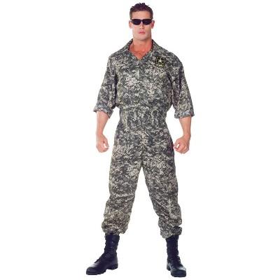 Kids' Us Army Jumpsuit Halloween Costume XXL