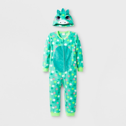 04e825a699 Toddler Girls  Dino Blanket Sleeper - Cat   Jack...   Target