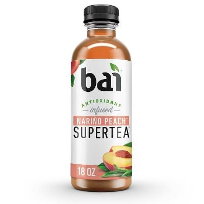 Bai Narino Peach Super Tea - 18 fl oz Bottle
