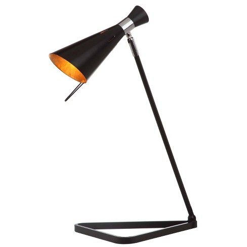 "Padric 21""H Table Lamp Black (Includes Energy Efficient Light Bulb) - Safavieh - image 1 of 3"