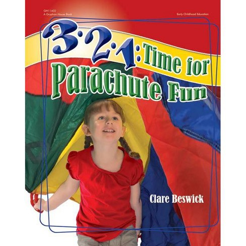 3-2-1: Time for Parachute Fun - by  Clare Beswick (Paperback) - image 1 of 1