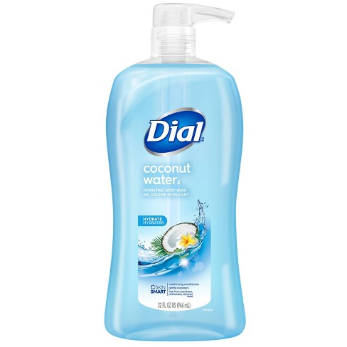 Dial Coconut Water Body Wash - 32oz - image 1 of 4