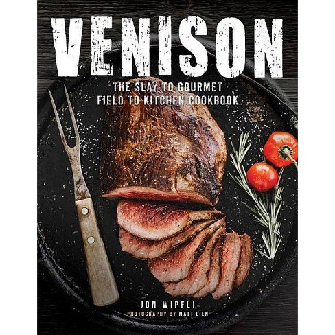 Venison - by  Jon Wipfli (Hardcover) - image 1 of 1