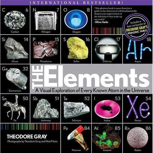Elements - (Rp Minis) by Theodore Gray (Paperback)