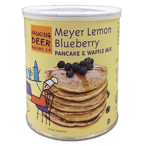Dancing Deer Mix Pancake & Waffle Lemon Blueberry 16oz - image 1 of 1