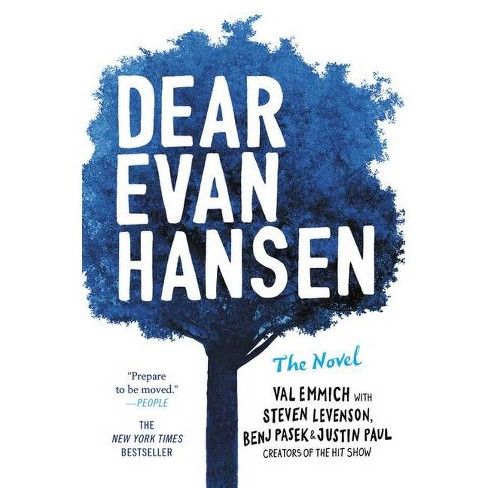 Dear Evan Hansen -  by Val Emmich & Steven Levenson & Benj Pasek & Justin Paul (Hardcover) - image 1 of 1