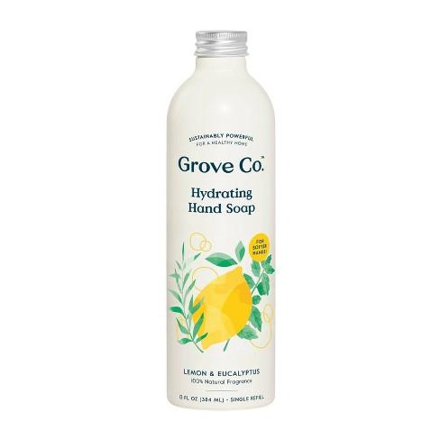 Grove Co. Hydrating Hand Soap - Lemon & Eucalyptus - 13oz - image 1 of 4