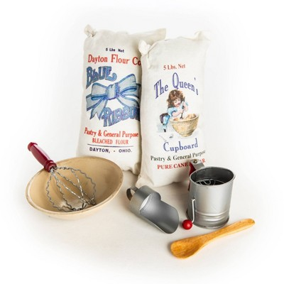 """The Queen's Treasures Vintage Baking Tool Set for 18"""" Dolls"""