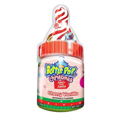 Baby Bottle Pop Christmas - 0.85oz - image 1 of 3