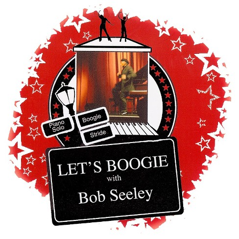 Bob seeley - Let's boogie (CD) - image 1 of 1