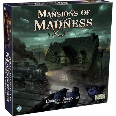Mansions of Madness: Horrific Journeys Game Expansion