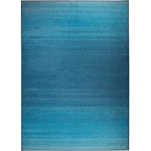 Ombre 2pc Woven Rug Set (Cover and Pad) - Woven Ruggable - image 1 of 4