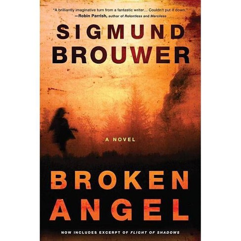 Broken Angel - (Caitlyn Brown) by  Sigmund Brouwer (Paperback) - image 1 of 1