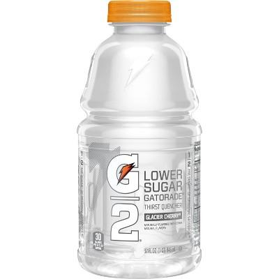 Gatorade G2 Glacier Cherry Sports Drink - 32 fl oz Bottle