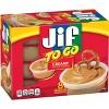 Jif To Go Creamy Peanut Butter - 12oz/8pk - image 4 of 4