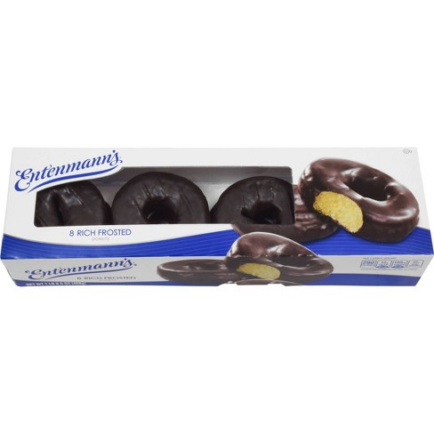 Entenmann's Rich Frosted Donuts - 16oz - image 1 of 4