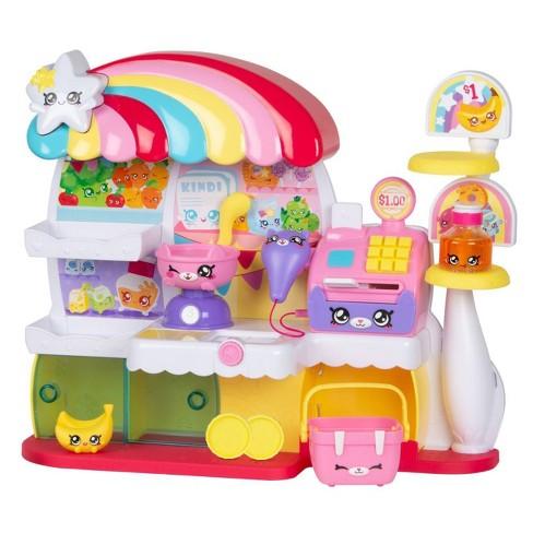 Kindi Kids Supermarket Playset - image 1 of 4