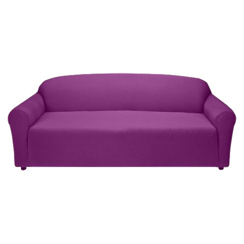 Jersey Sofa Slipcover - Madison Industries   Target 2d08328c79