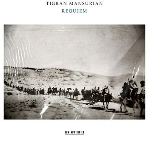 Tigran Mansurian - Tigran Mansurian:Requiem (CD) - image 1 of 1