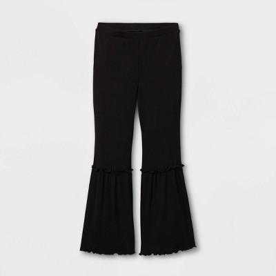 Girls' Tiered Flare Pants - art class™