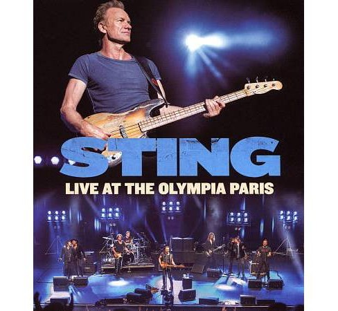Live At The Olympia Paris (DVD) - image 1 of 1