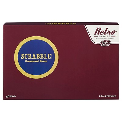 Scrabble 1949 Edition Retro Board Game