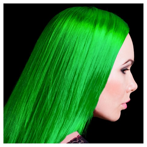 Bedwelming Manic Panic Semi-Permanent Hair Color Vegan Fantasy Colors Neon @LX75