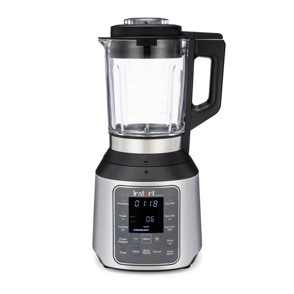 Instant Ace Nova Multi-Use Cooking & Beverage Blender, Silver