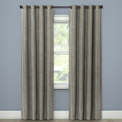 Rowland Curtain Panel Sage 84  - Eclipse