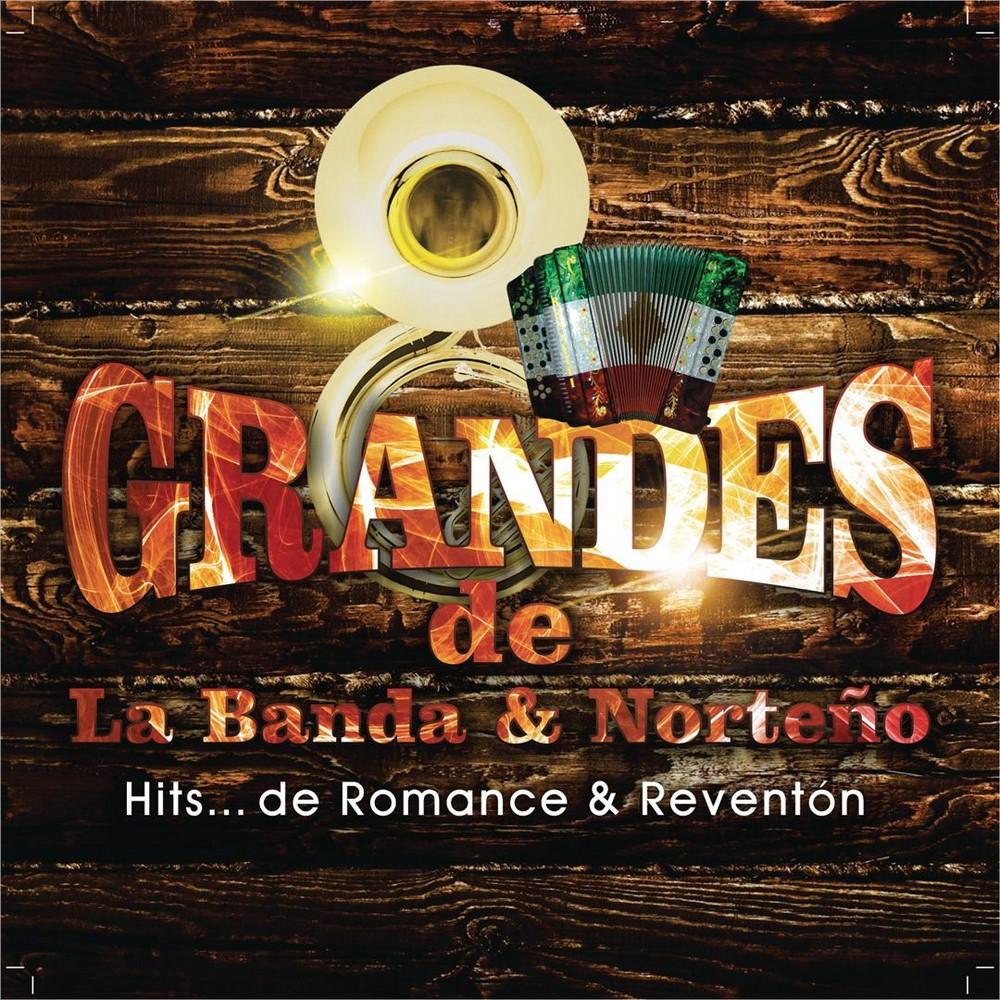 Various - Grandes de la banda y norteno:Hits de (CD)