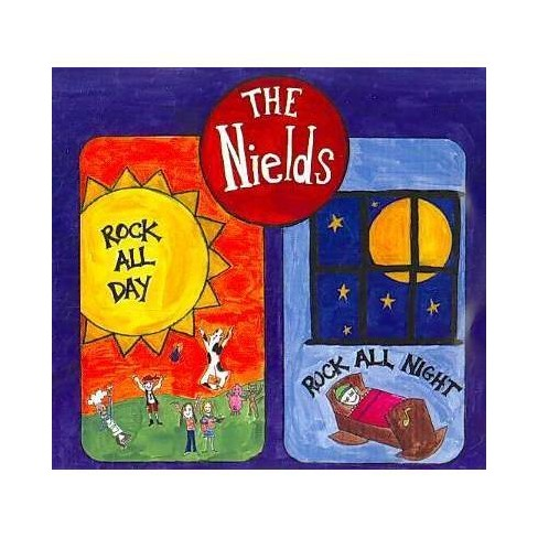 Nields - Rock All Day Rock All Night (CD) - image 1 of 1