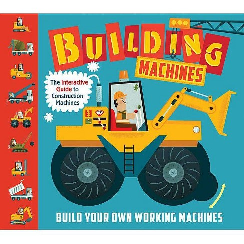 Building Machines - by  Ian Graham (Hardcover) - image 1 of 1