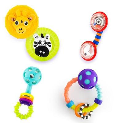 Sassy Newborn Gift Set - Toys for 0+ Months