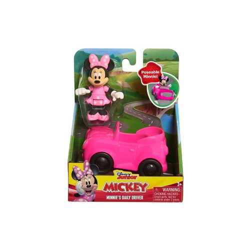 Disney Mickey Mouse - Minnie's Daily Driver - image 1 of 3