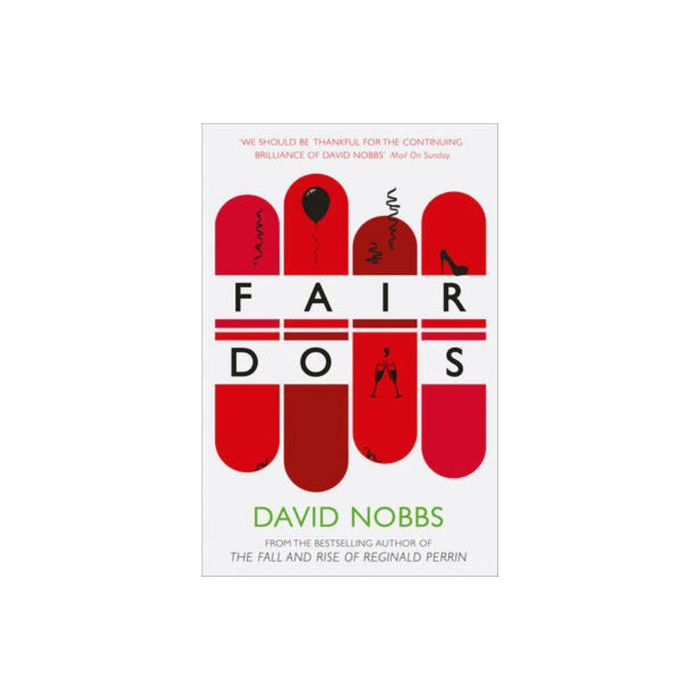 Fair Do S By David Nobbs Paperback