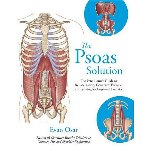The Psoas Solution - by  Evan Osar (Paperback) - image 1 of 1