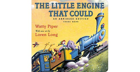 Little Engine That Could (Abridged) (Hardcover) (Watty Piper) - image 1 of 1