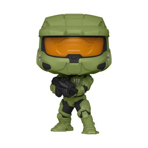 Funko POP! Games: Halo - Master Chief with MA40 - image 1 of 2