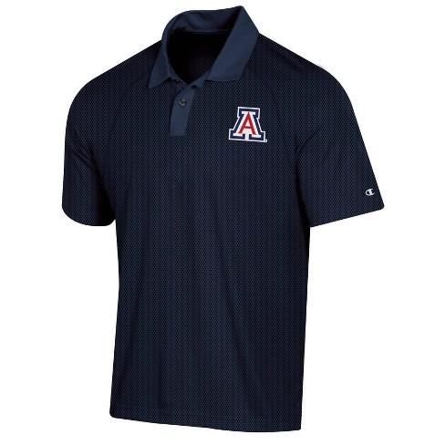 NCAA Arizona Wildcats Men's Polo Shirt - image 1 of 2