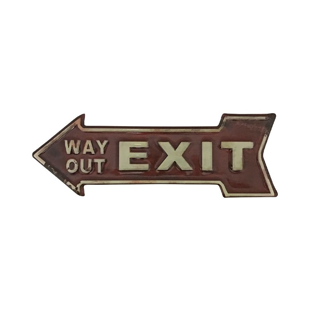Wall Sign Panels Ind .1 X 16 X 5.5 - Natural - Creative Motion