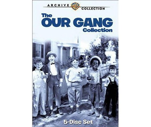 Our Gang Comedies (DVD) - image 1 of 1