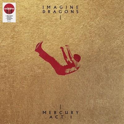 Imagine Dragons - Mercury – Act 1 (Target Exclusive, Vinyl)