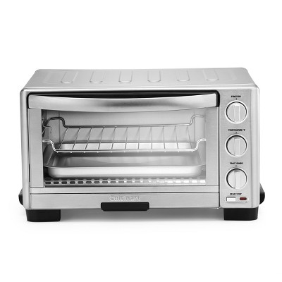 Cuisinart Toaster Oven Broiler - Stainless Steel - TOB-1010