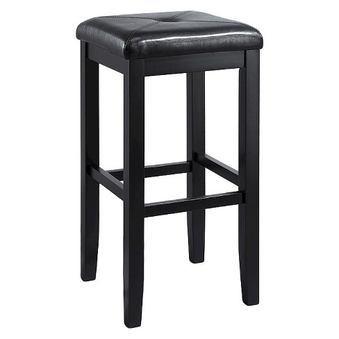 Incredible Square Seat 29 Bar Stool Set Of Two Crosley Gamerscity Chair Design For Home Gamerscityorg