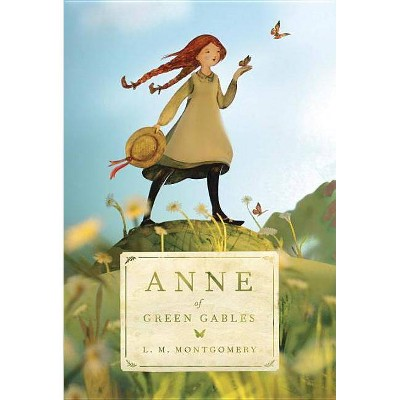 Anne of Green Gables - by  L M Montgomery (Paperback)