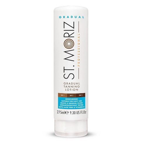 St. Moriz Professional Gradual Tanning Moisturizing Lotion - 9.30oz - image 1 of 4