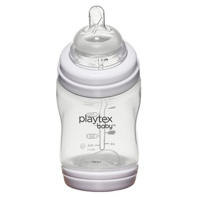 Playtex Baby VentAire Complete Tummy Comfort 6oz Baby Bottle