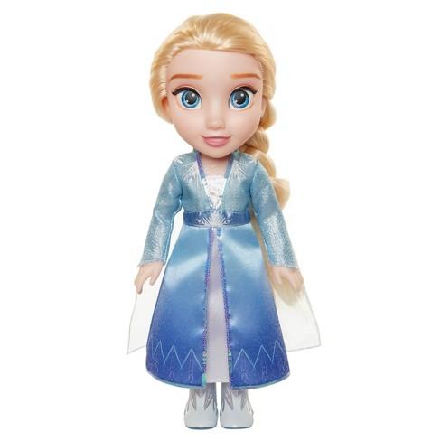 Disney Frozen 2 Elsa Adventure Doll - image 1 of 4